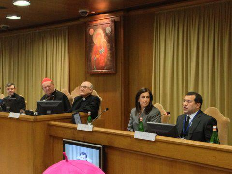 Dr. Sadiq Speaks at Adult Stem Cell Conference held within The Vatican