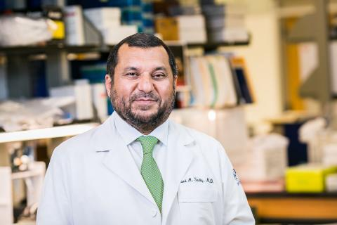 Saud A  Sadiq, MD, FAAN | Tisch MS Research Center of New York